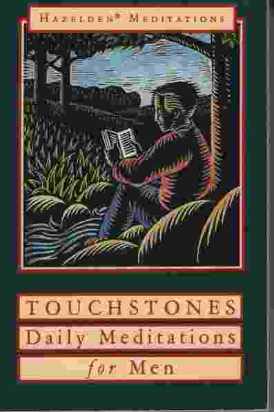 Image for TOUCHSTONES DAILY MEDITATIONS FOR MEN