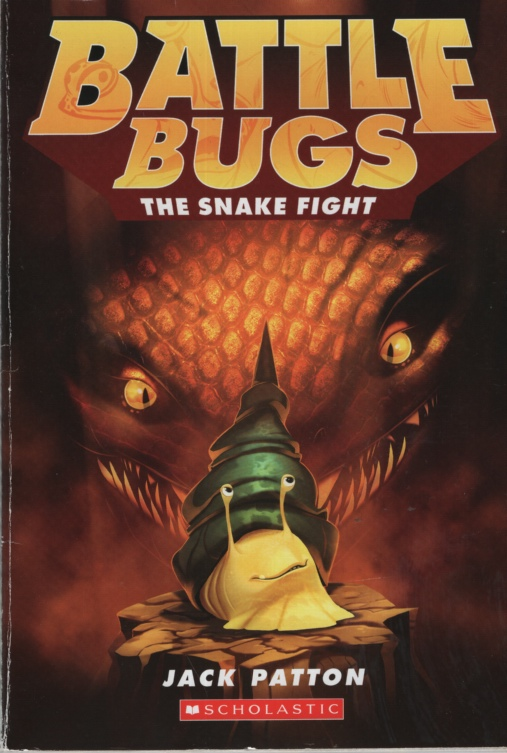 Image for BATTLE BUGS: THE SNAKE FIGHT