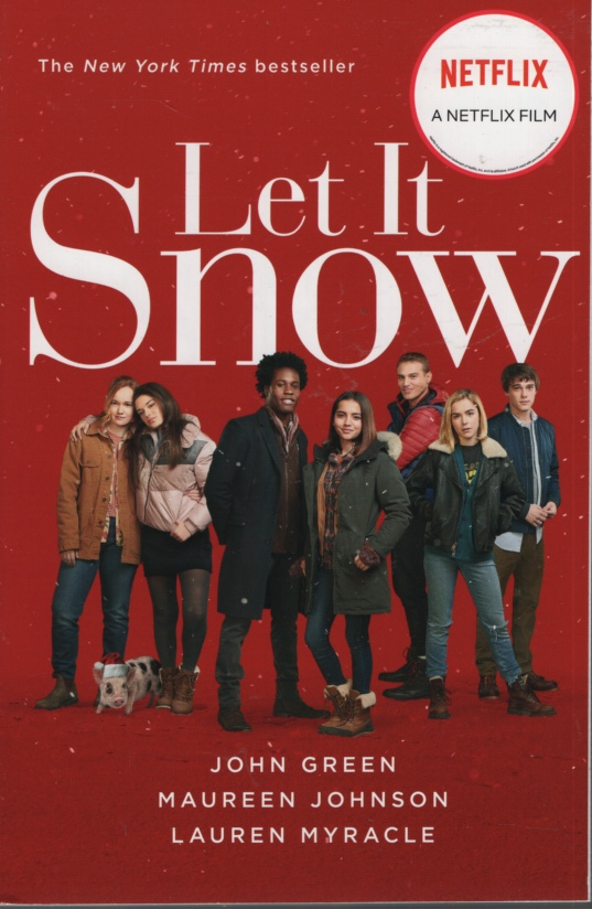 Image for LET IT SNOW Three Holiday Romances