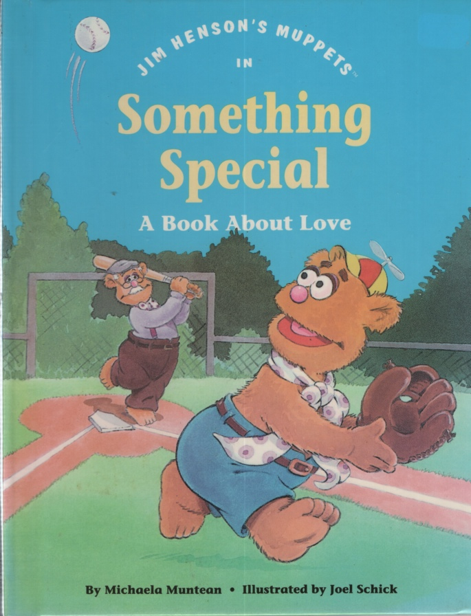 Image for JIM HENSON'S MUPPETS IN SOMETHING SPECIAL A Book about Love
