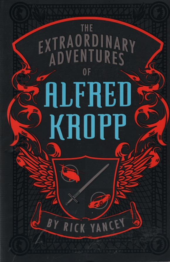 Image for THE EXTRAORDINARY ADVENTURES OF ALFRED KROPP