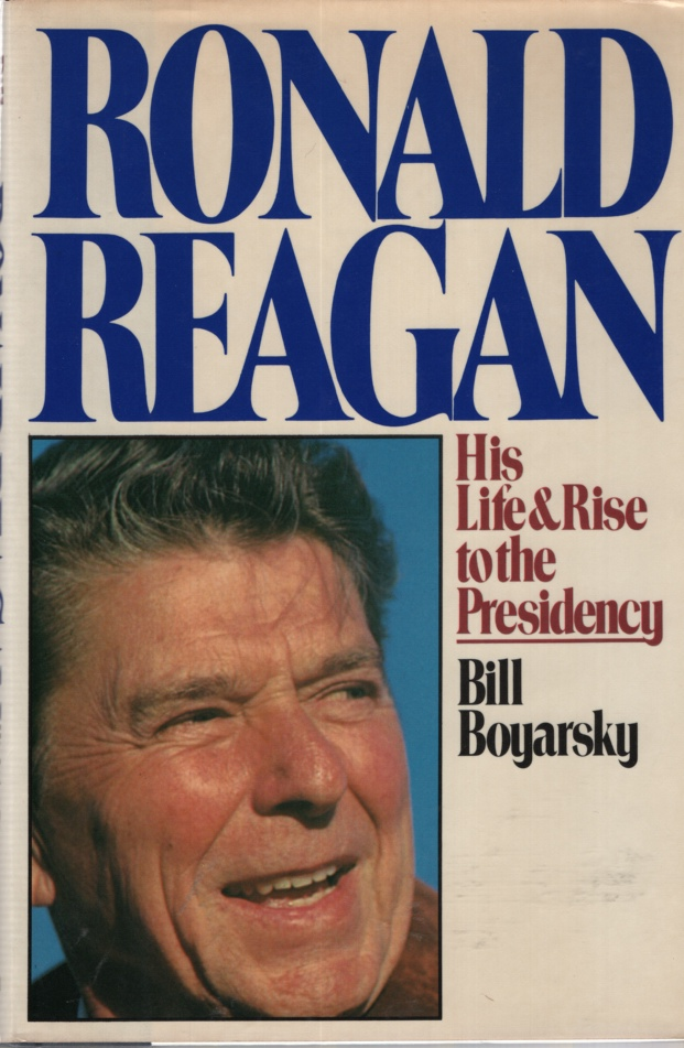 Image for RONALD REAGAN His Life & Rise to the Presidency