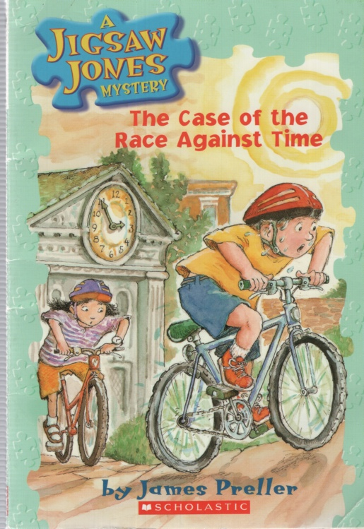 Image for THE CASE OF THE RACE AGAINST TIME