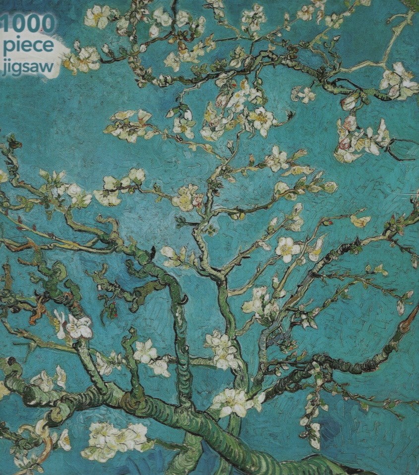 Image for ALMOND BLOSSOM, 1000 PIECE JIGSAW PUZZLE