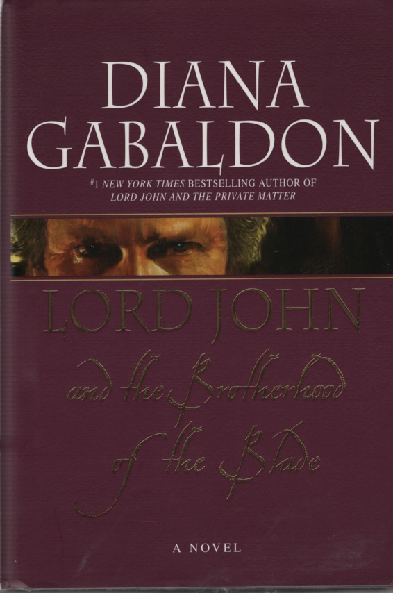 Image for LORD JOHN AND THE BROTHERHOOD OF THE BLADE