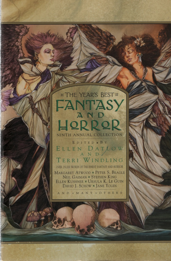 Image for THE YEAR'S BEST FANTASY AND HORROR, NINTH ANNUAL COLLECTION