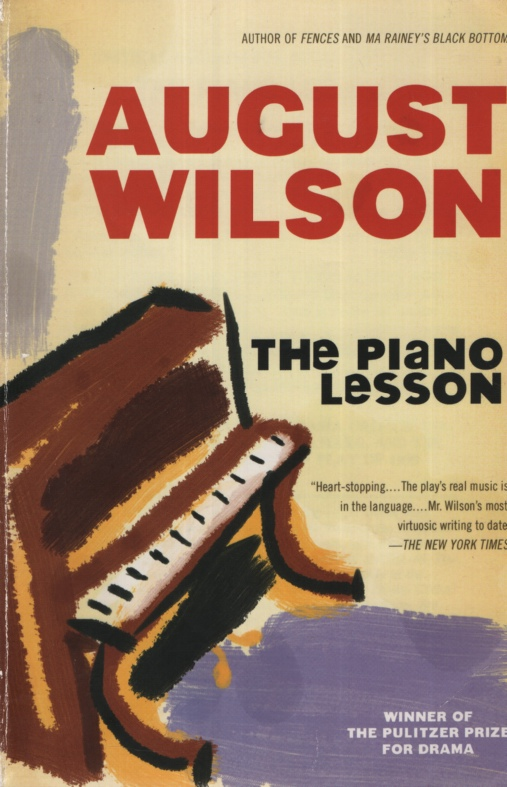 Image for THE PIANO LESSON
