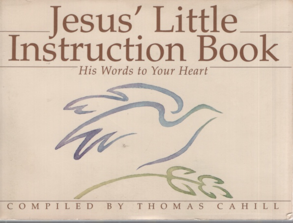 Image for JESUS' LITTLE INSTRUCTION BOOK His Words to Your Heart