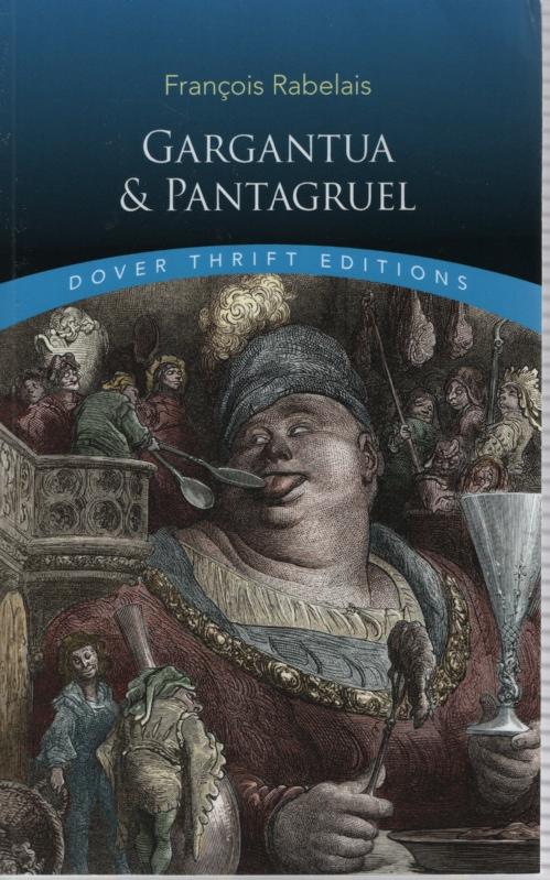 Image for GARGANTUA & PANTAGRUEL
