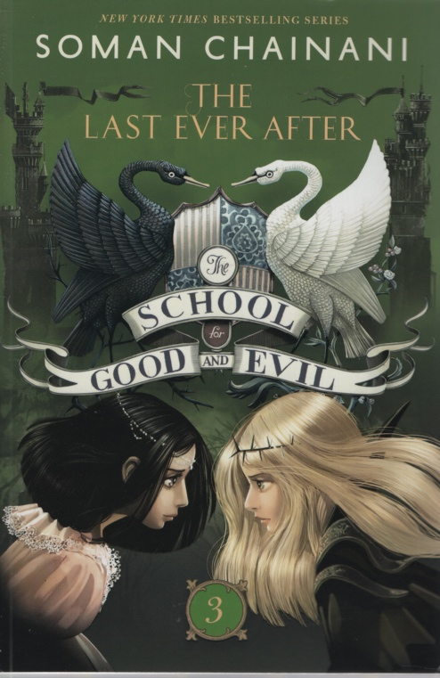 Image for THE LAST EVER AFTER