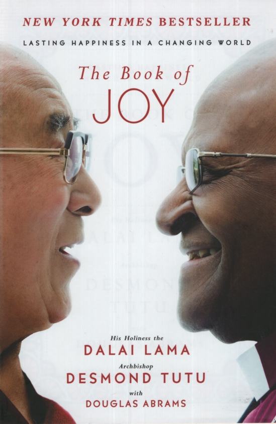 Image for THE BOOK OF JOY Lasting Happiness in a Changing World