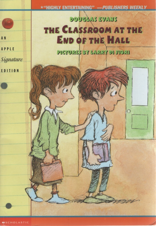 Image for THE CLASSROOM AT THE END OF THE HALL