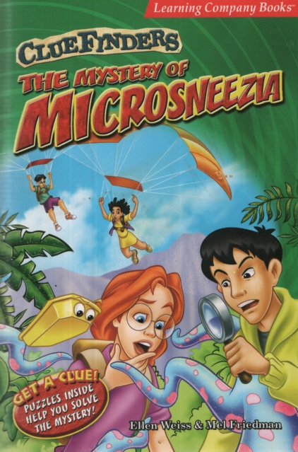 Image for THE MYSTERY OF MICROSNEEZIA