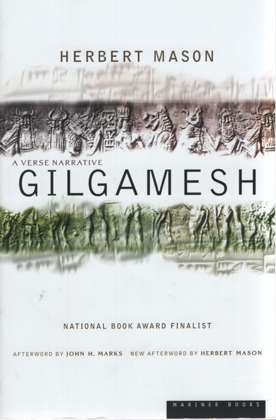 Image for GILGAMESH A Verse Narrative