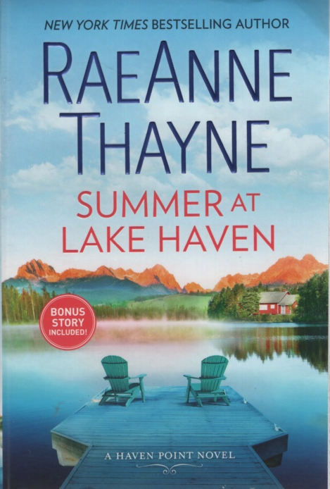 Image for SUMMER AT LAKE HAVEN Summer At Lake Haven / a Haven Point Beginning