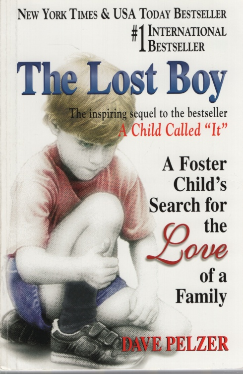 Image for THE LOST BOY A Foster Child's Search for the Love of a Family