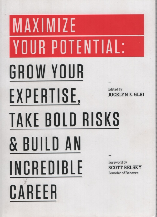 Image for MAXIMIZE YOUR POTENTIAL: GROW YOUR EXPERTISE, TAKE BOLD RISKS & BUILD AN INCREDIBLE CAREER
