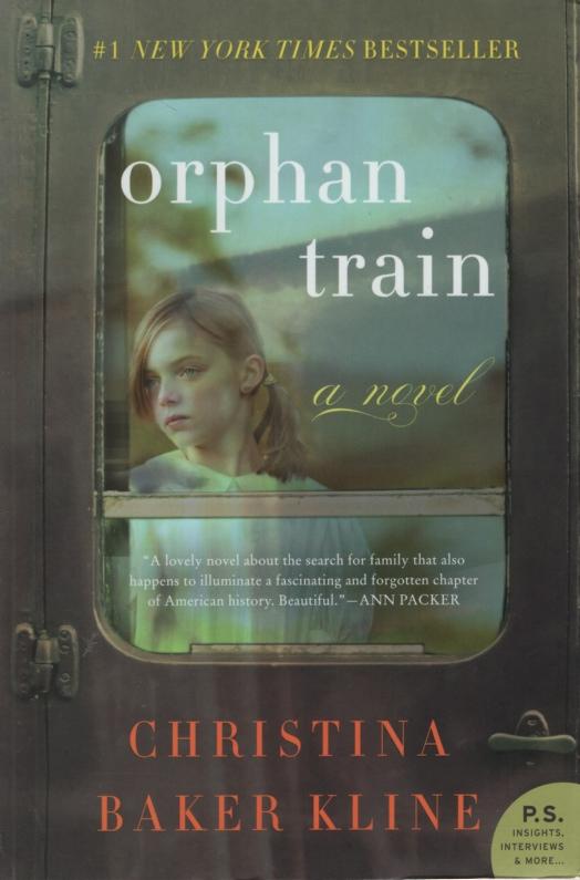 Image for ORPHAN TRAIN  A Novel