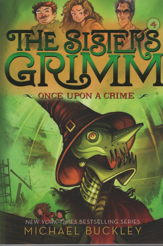 Image for ONCE UPON A CRIME