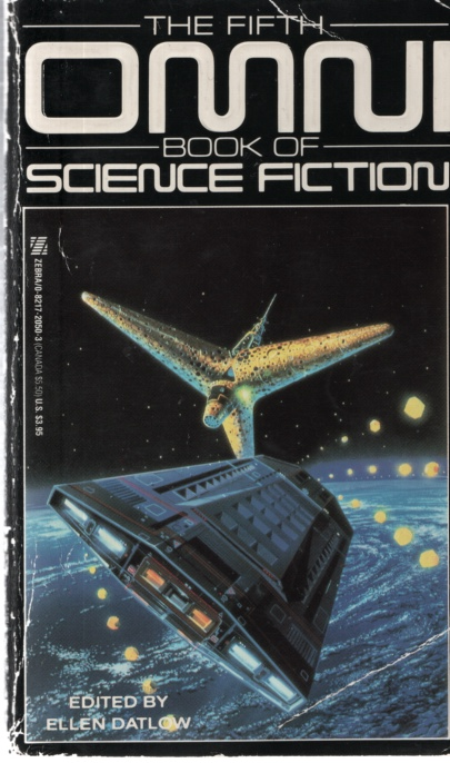 Image for THE FIFTH OMNI BOOK OF SCIENCE FICTION