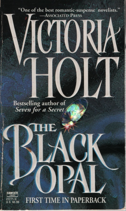 Image for THE BLACK OPAL