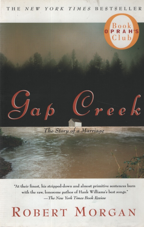 Image for GAP CREEK The Story of a Marriage