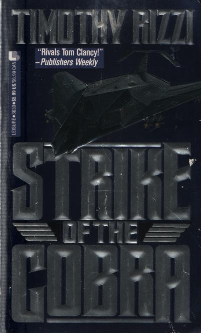 Image for STRIKE OF THE COBRA