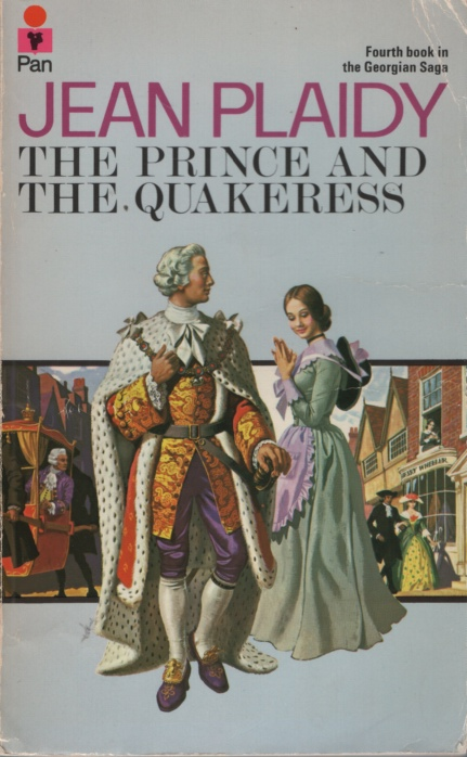 Image for THE PRINCE AND THE QUAKERESS