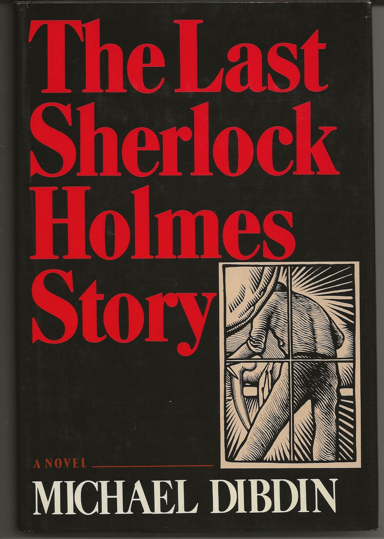 Image for THE LAST SHERLOCK HOLMES STORY