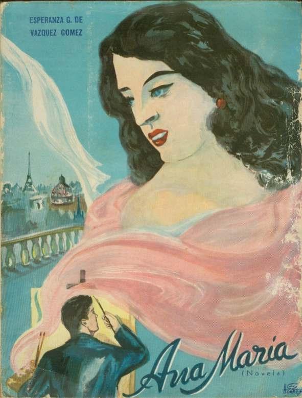 Image for ANA MARIA  (Novela)