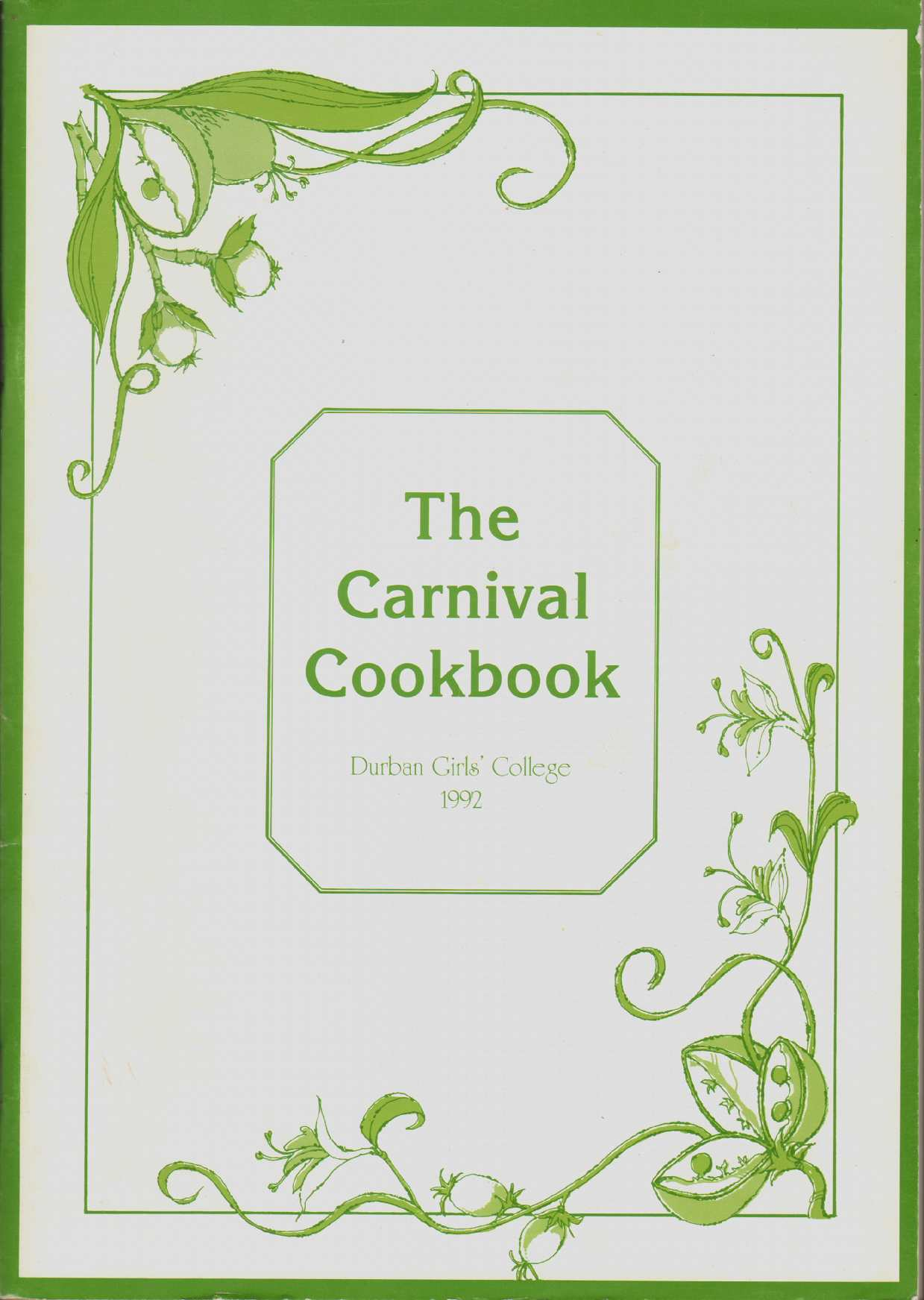 Image for THE CARNIVAL COOKBOOK