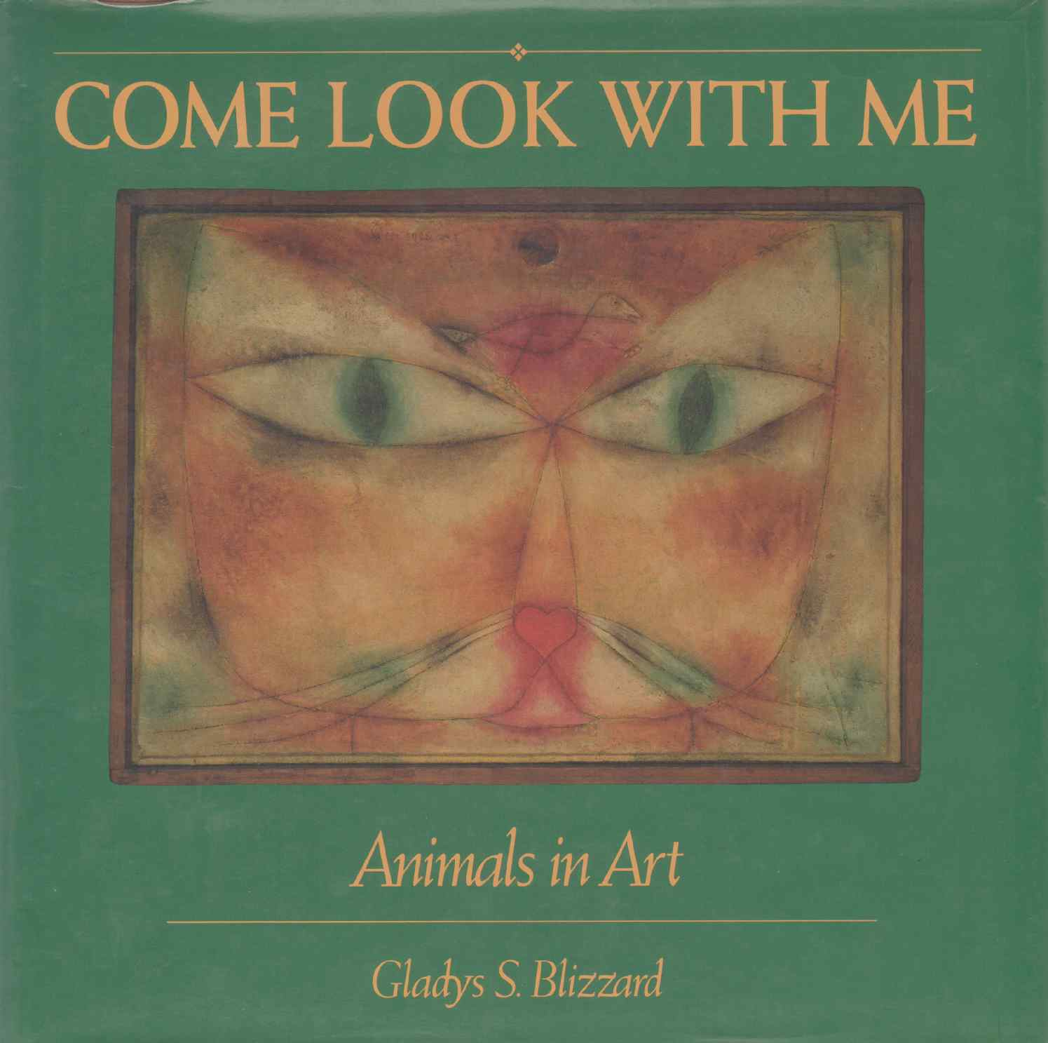 Image for COME LOOK WITH ME Animals in Art