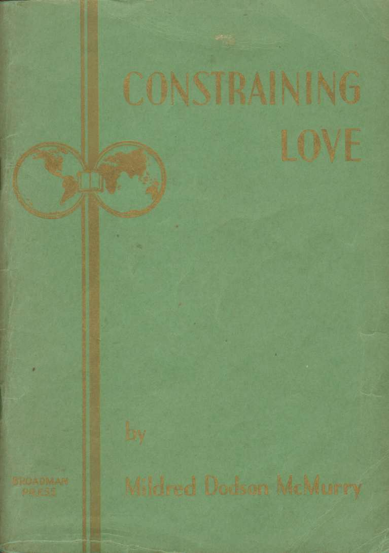 Image for CONSTRAINING LOVE