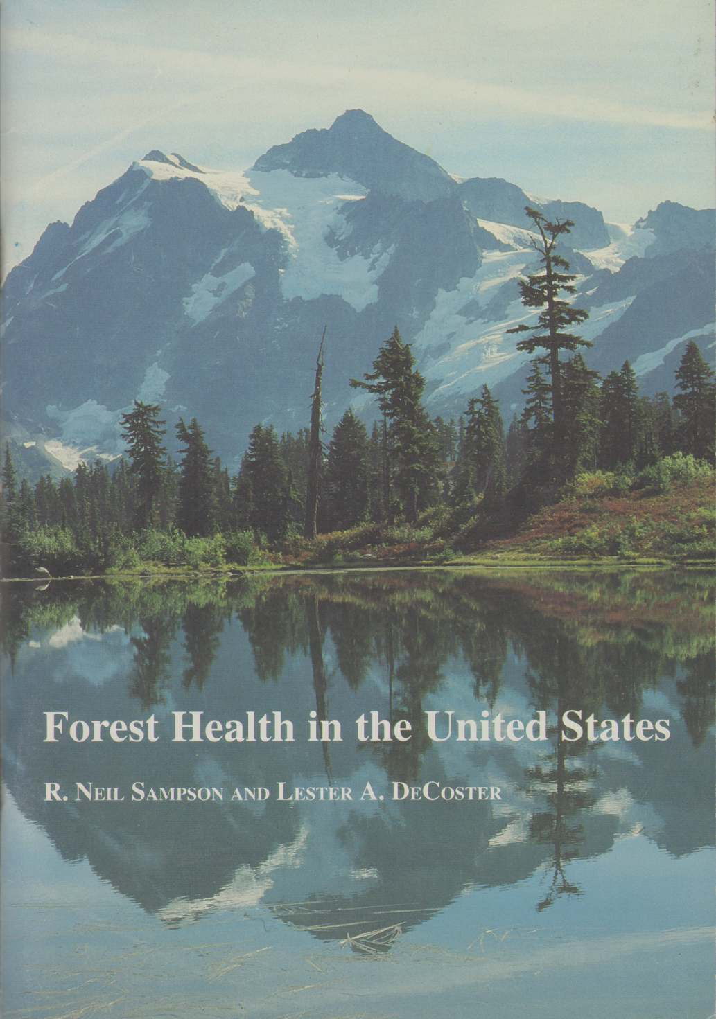 Image for FOREST HEALTH IN THE UNITED STATES