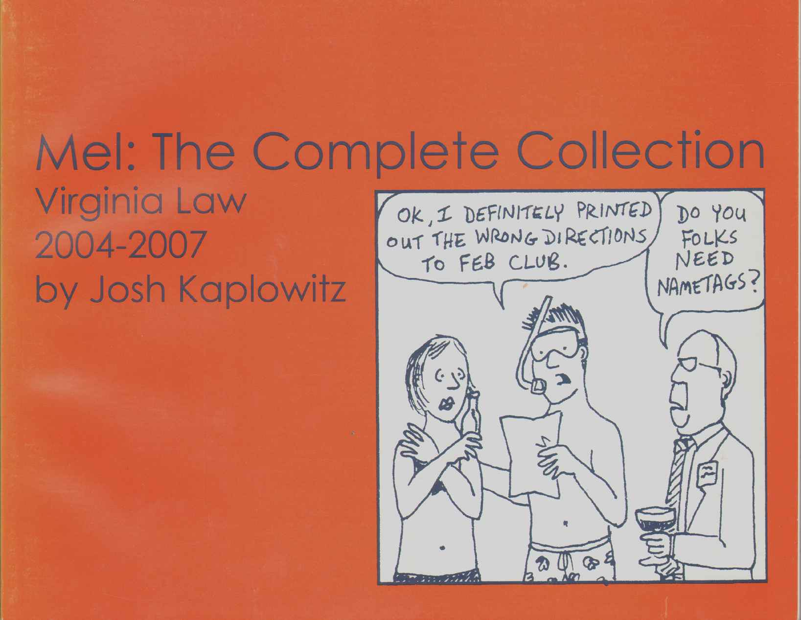 Image for MEL:  The Complete Collection Virginia Law 2004-2007