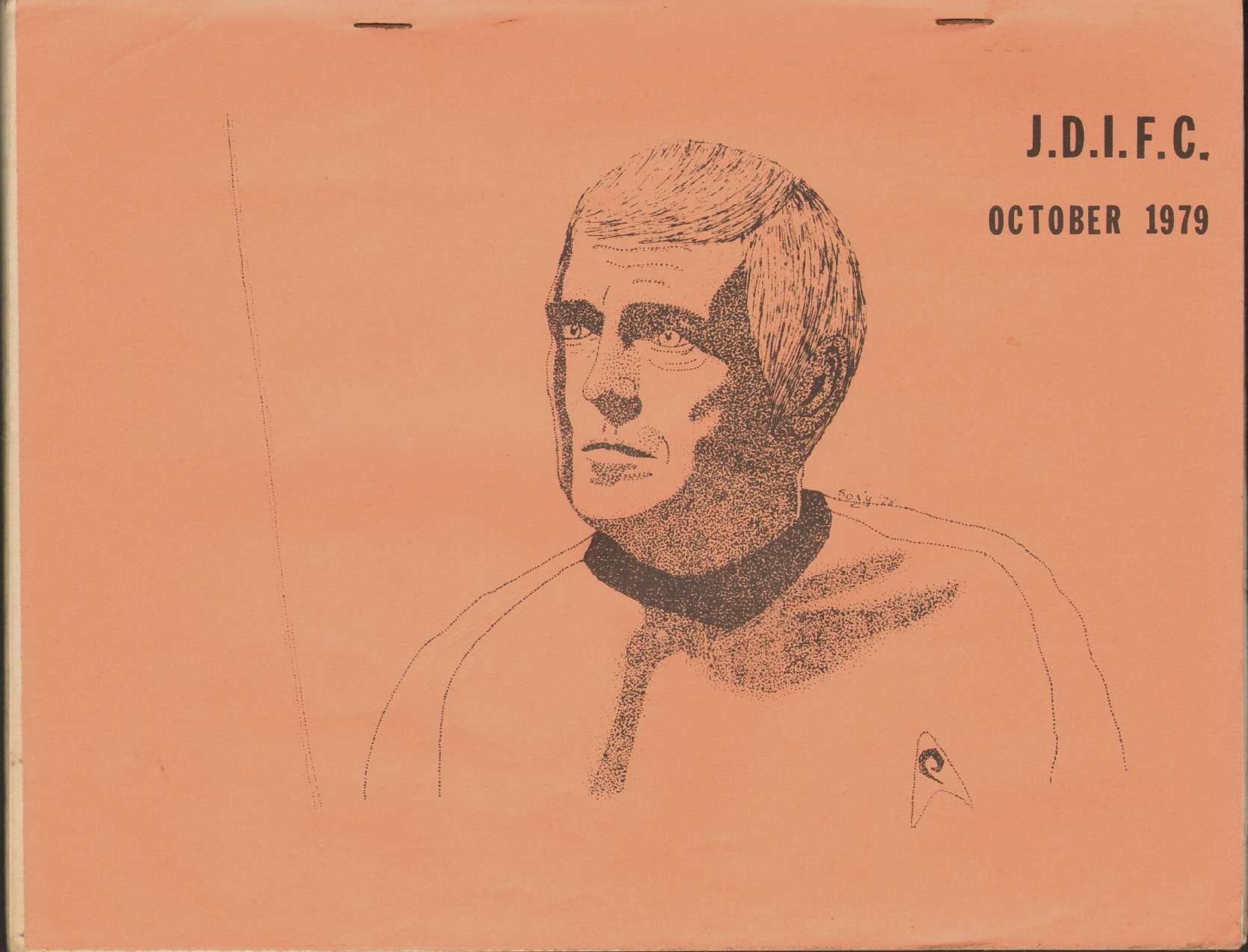 Image for JAMES DOOHAN INTERNATIONAL FAN CLUB OCTOBER 1979 With Star Trek Lives (Star Trekon '79 - Kansas City)