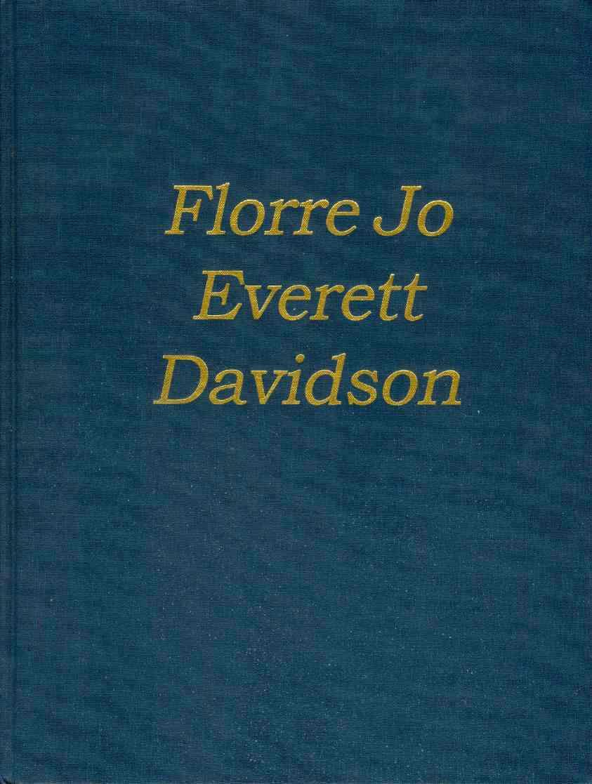 FLORRE JO EVERETT DAVIDSON, Davidson, Charles L.