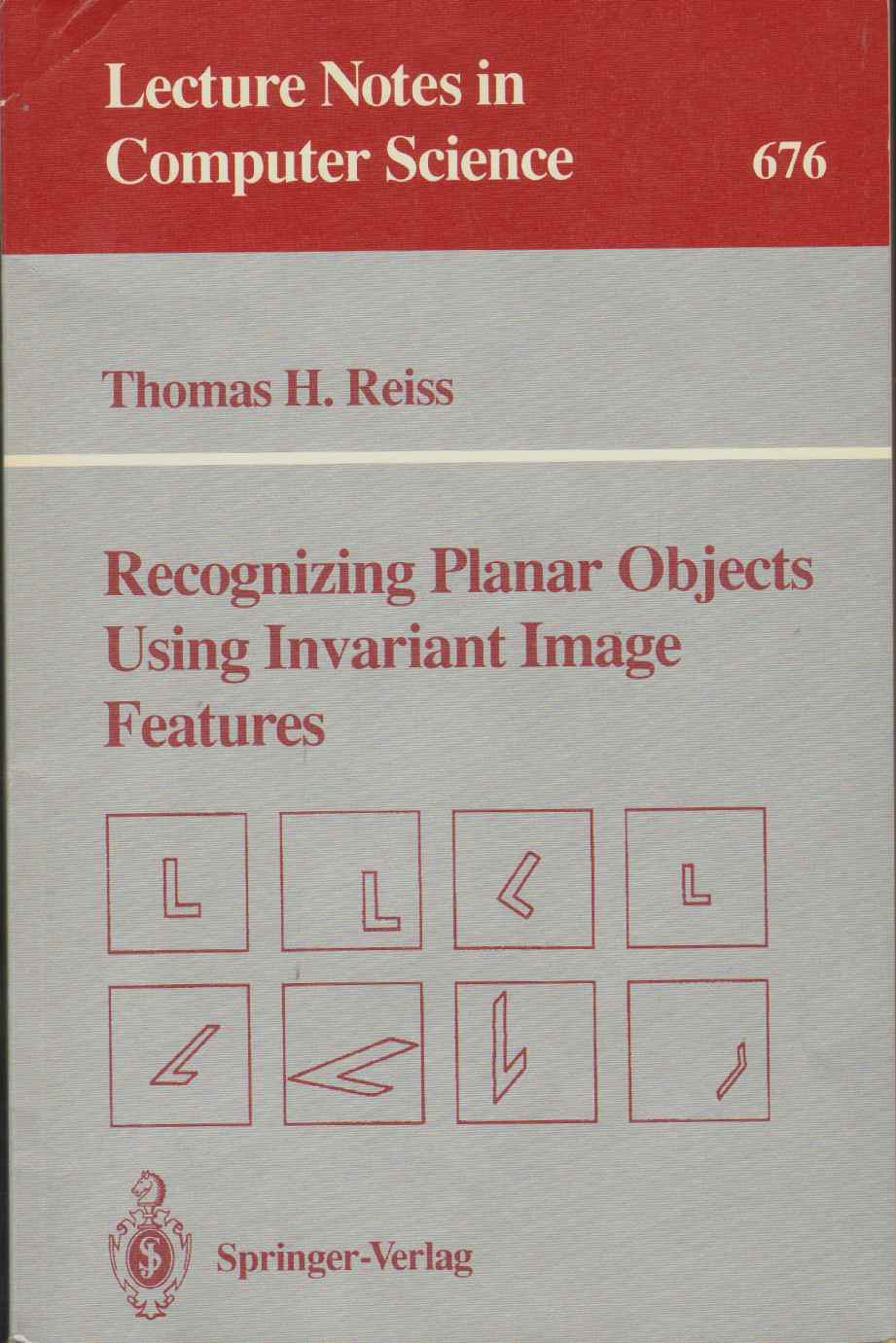 Image for RECOGNIZING PLANAR OBJECTS USING INVARIANT IMAGE FEATURES