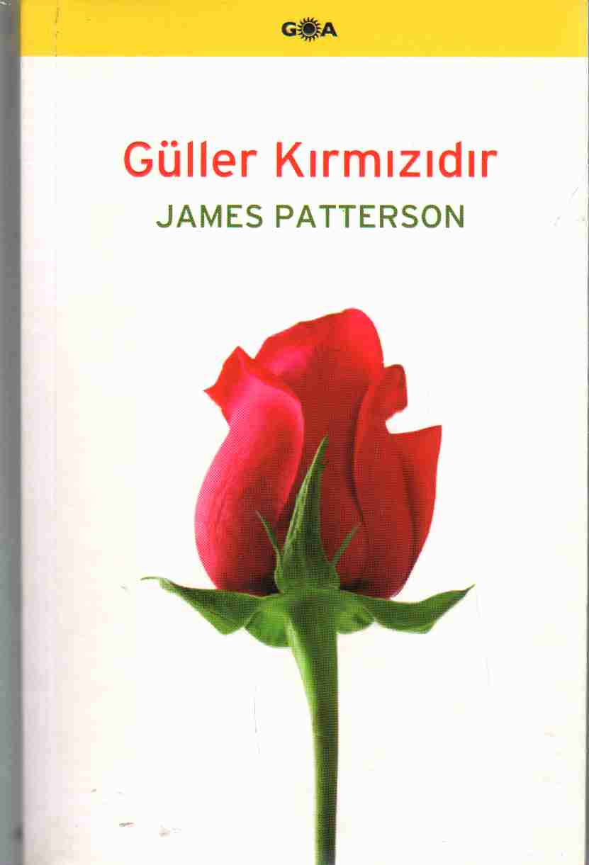 Image for GULLER KIRMIZIDIR Text in Turkish