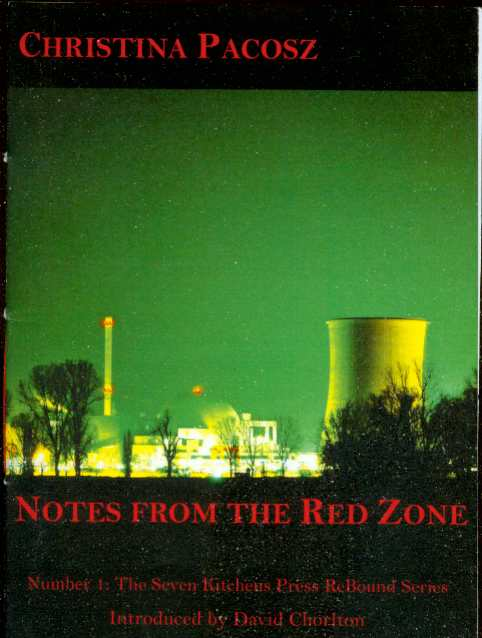 Image for NOTES FROM THE RED ZONE Number 1: The Seven Kitchens Press Rebound Series
