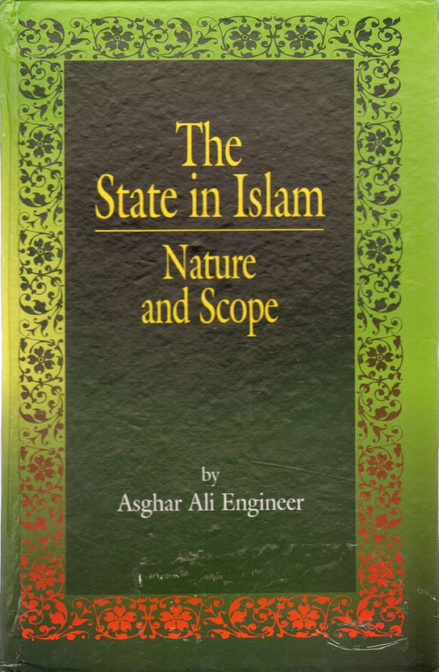 Image for THE STATE IN ISLAM Nature and Scope
