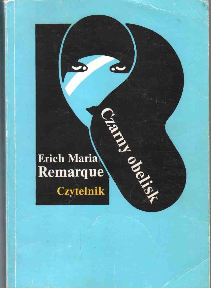 Image for CZARNY OBELISK Translation of: Der Schwarze Obelisk