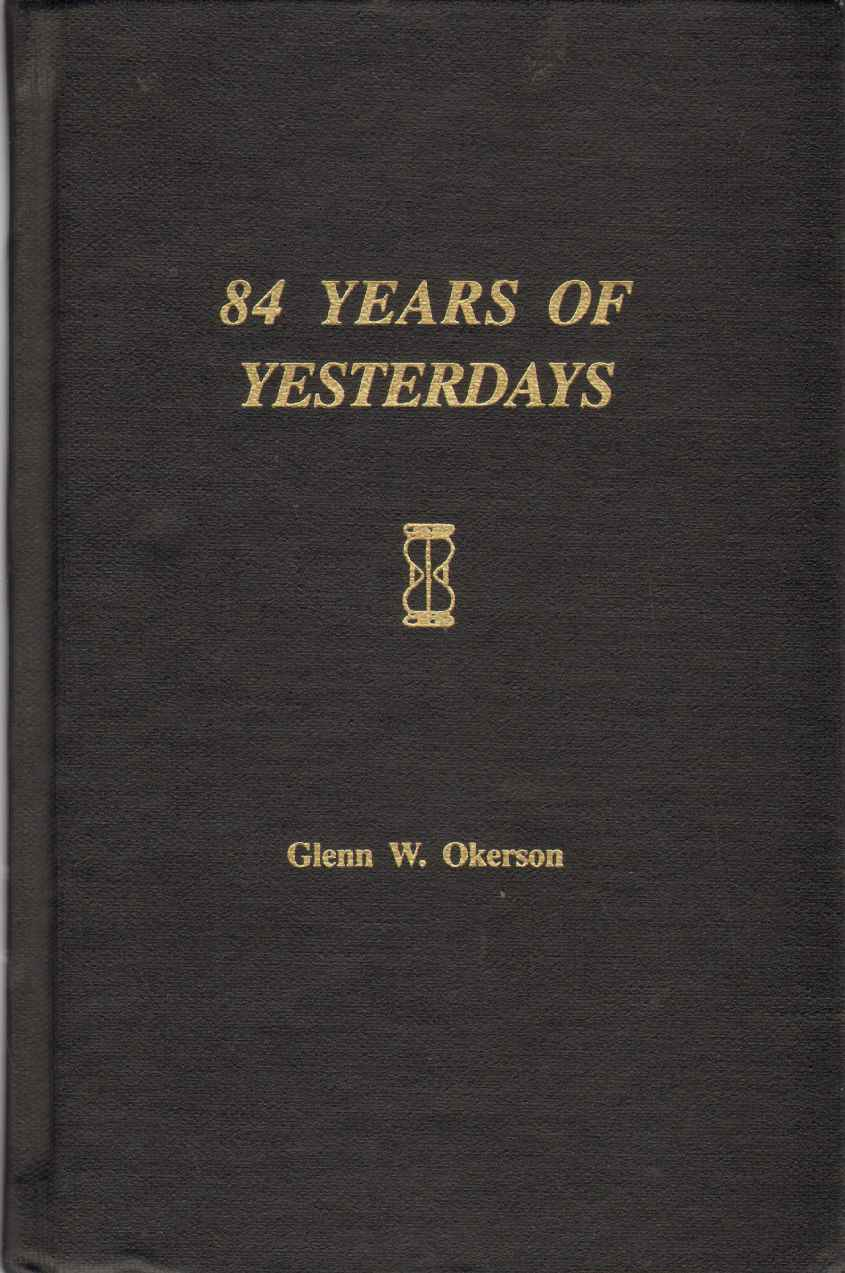 Image for 84 YEARS OF YESTERDAYS