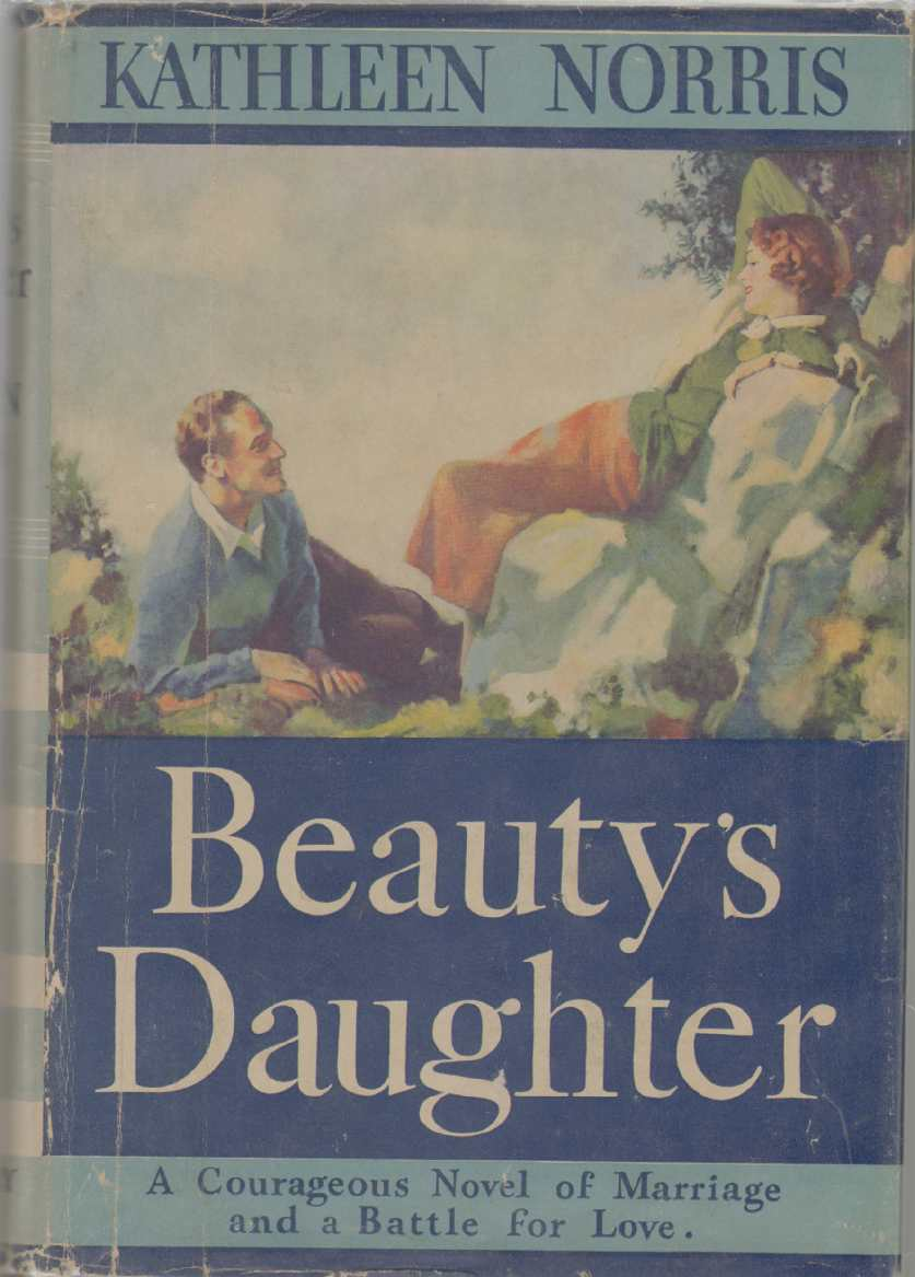 Image for BEAUTY'S DAUGHTER