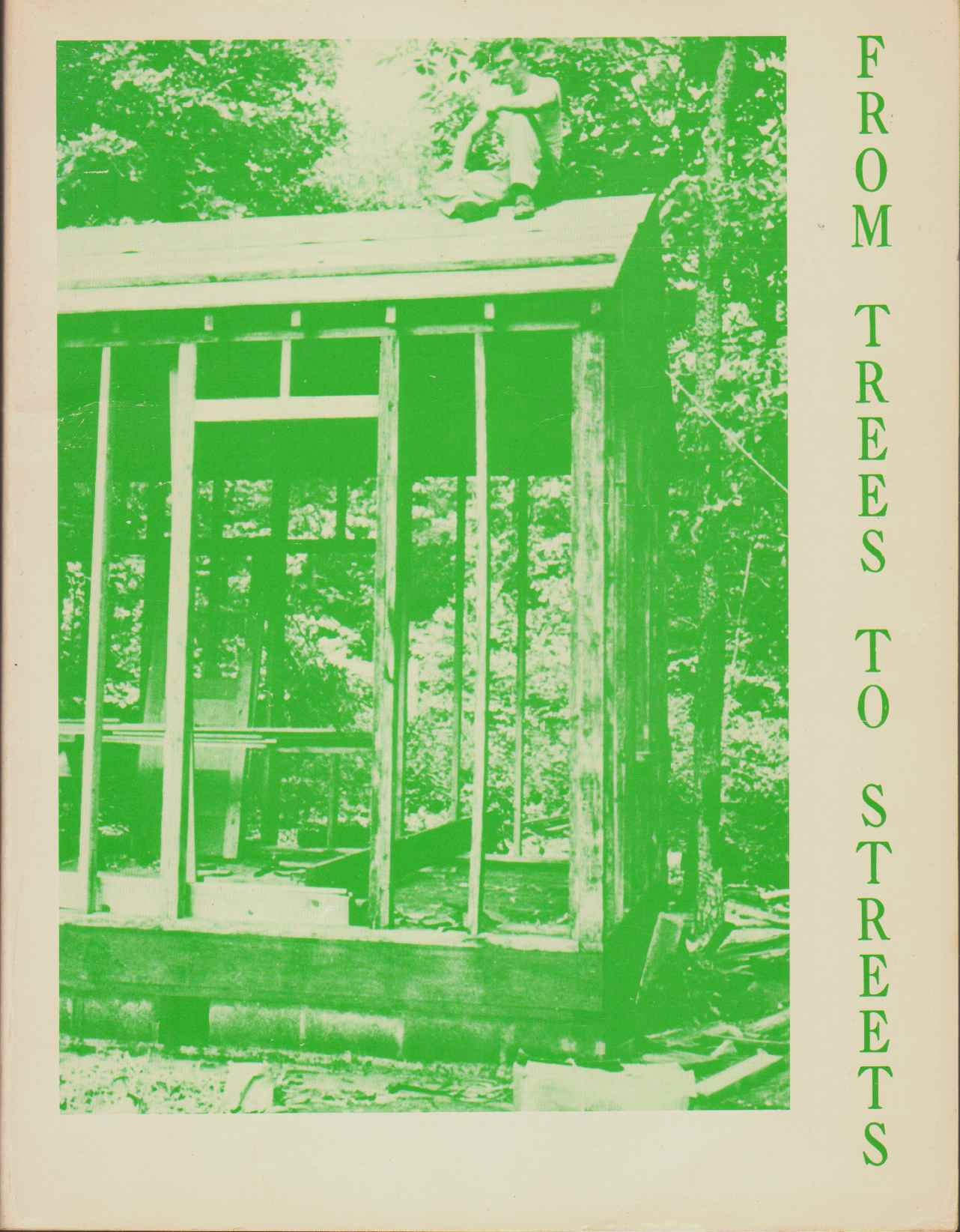 Image for FROM TREES TO STREETS