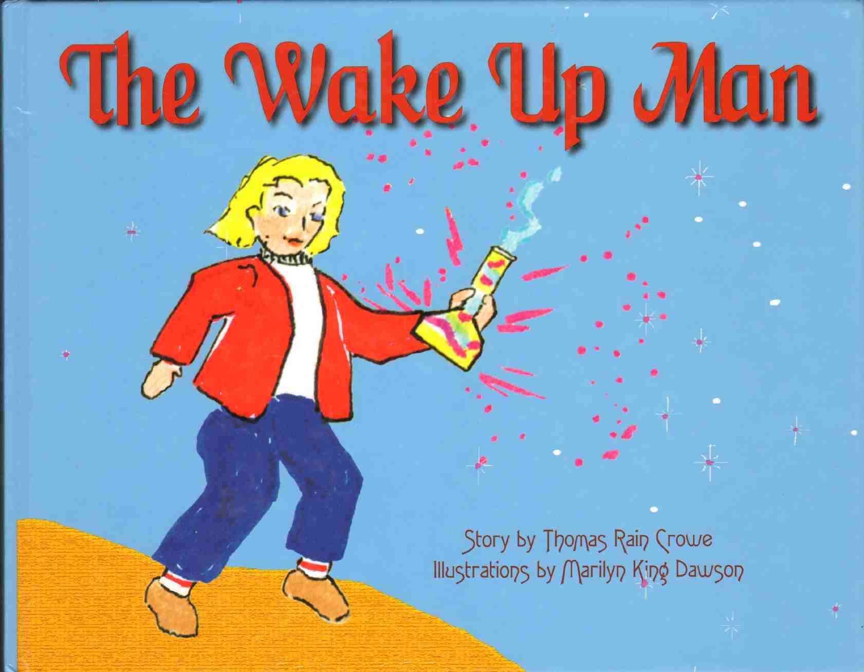 Image for THE WAKE UP MAN