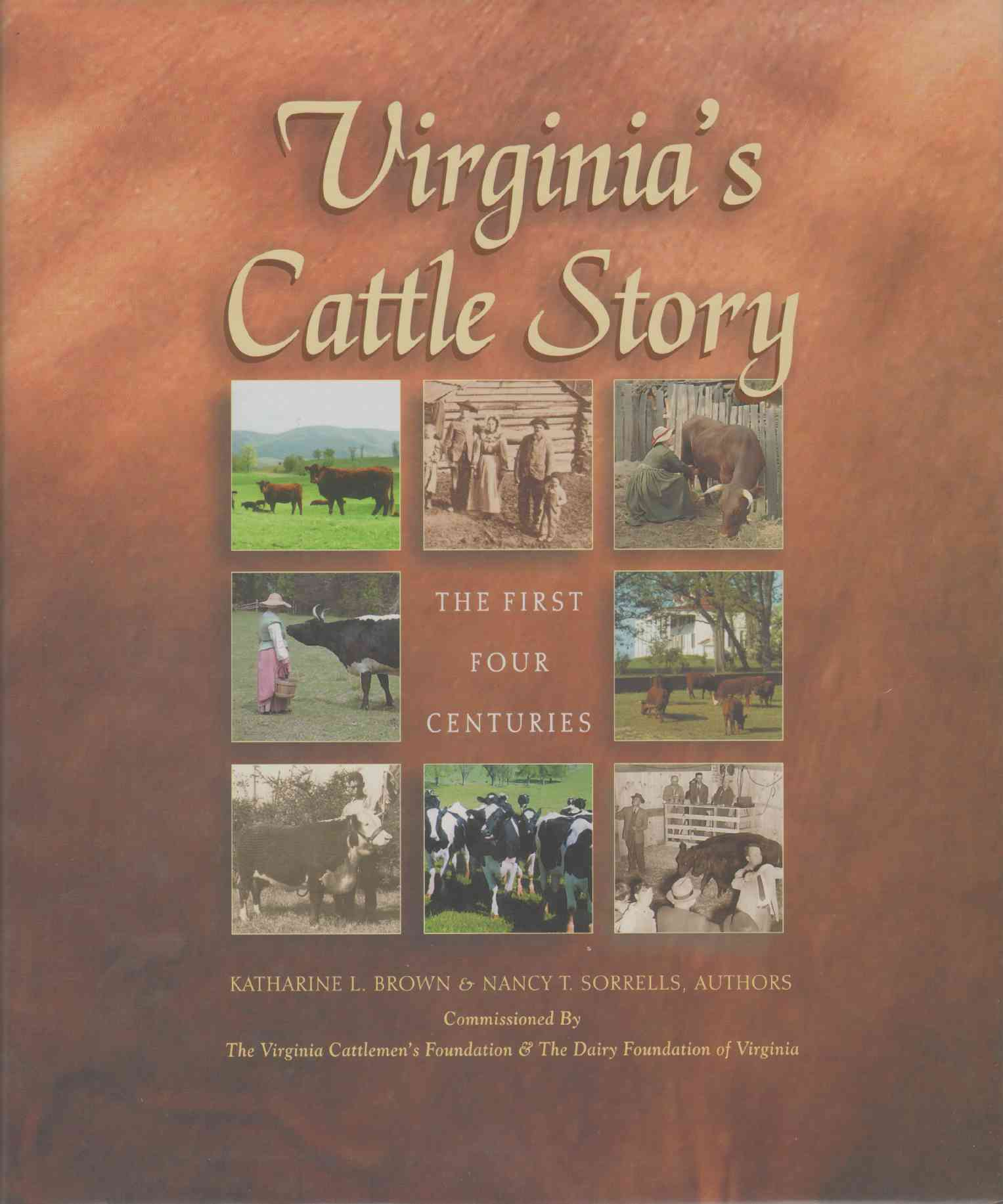 Image for VIRGINIA'S CATTLE STORY The First Four Centuries