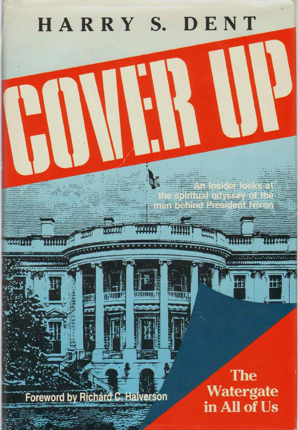 Image for COVER UP The Watergate in all of Us