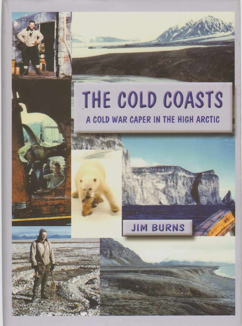 Image for THE COLD COASTS A Cold War Caper in the High Arctic