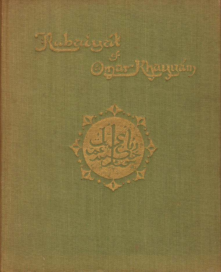 RUBAIYAT OF OMAR KHAYYAM ILLUSTRATIONS BY ANTHONY RADO', Fitzgerald, Edward; translated by